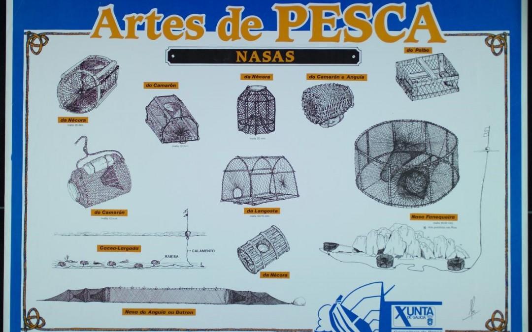 El arte de la pesca artesanal: Nasas